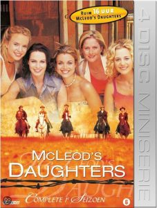 Autralië, zussen, dochters, paarden, serie