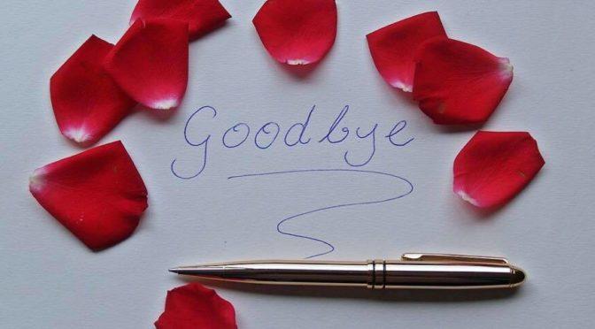 Hallo ik ben er, ik ben zo terug of tot morgen…