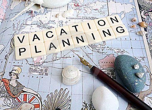 Vakantieplannen….