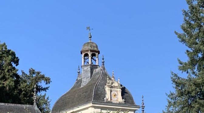 Chateau Chenoncheaux detail